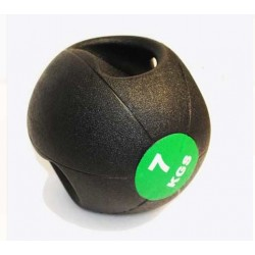 Medecine Ball 7 kg - Double Poignée