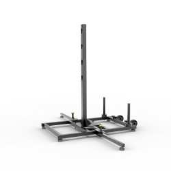 Support mobile pour ivo trainer