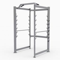 Cage à Squats
