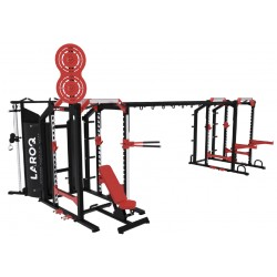 Power Rack Modulaire - Gamme MULTICROSS