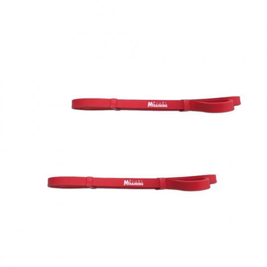 Pack 2 PowerBand - Rouge, résistance extra-légère