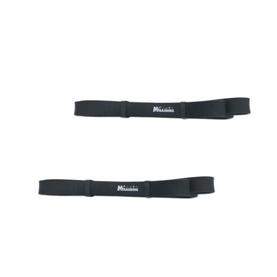 Pack 2 PowerBand - Noir, résistance légère