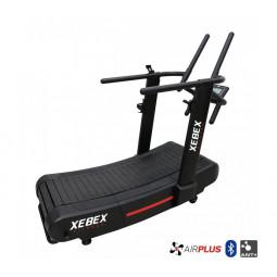 Tapis Xebex non motorisé avec résistance magnétique