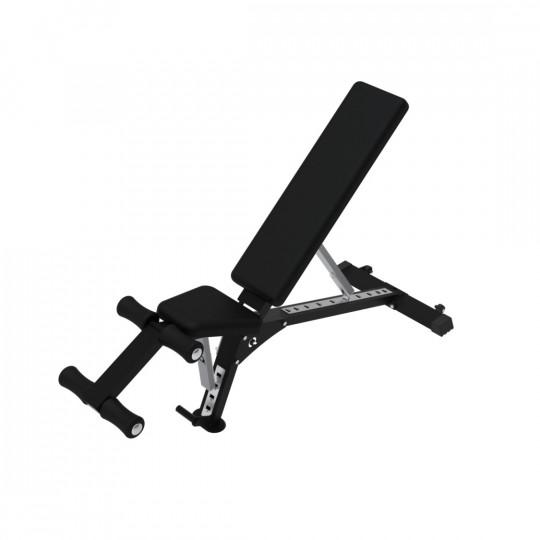 Gamme XROQ - Banc de musculation réglable