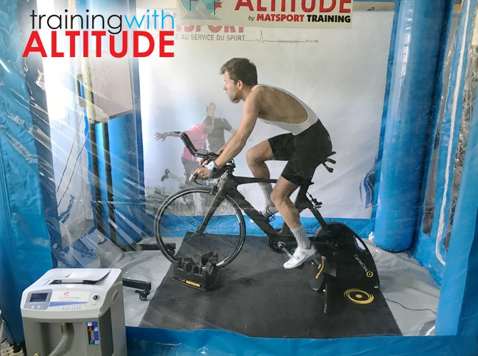 Training With Altitude